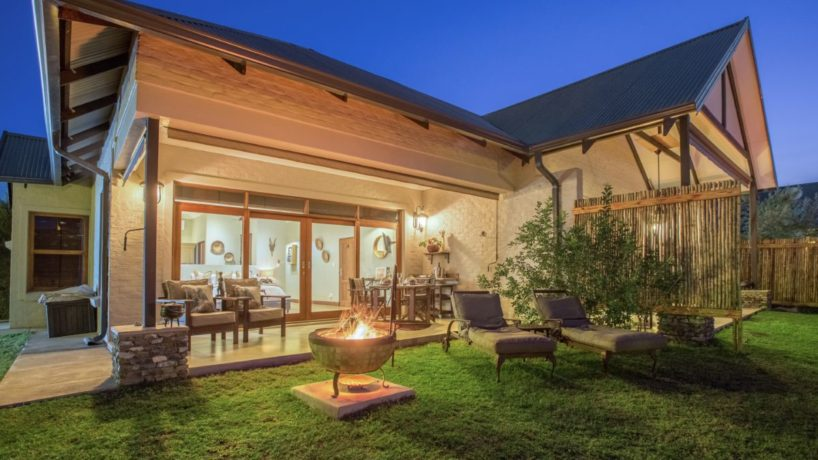 kruger national park family accommodation